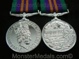 ACCUMULATED CAMPAIGN SERVICE 2011 MEDAL FULL SIZE REPLACEMENT COPY (ACSM)
